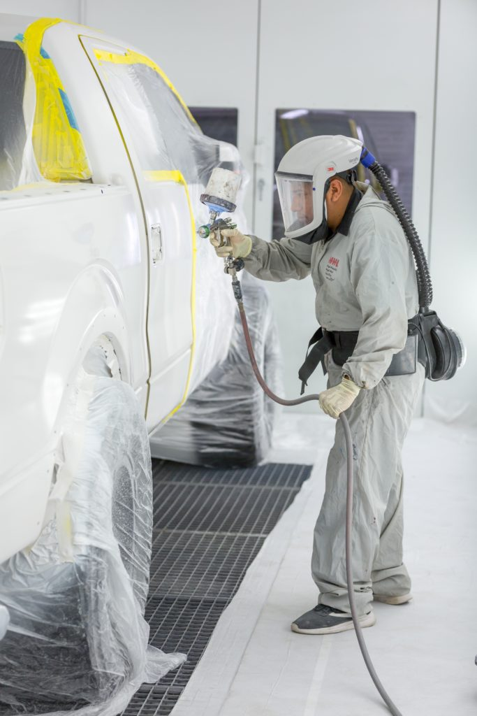 paint and auto body repair south flagstaff